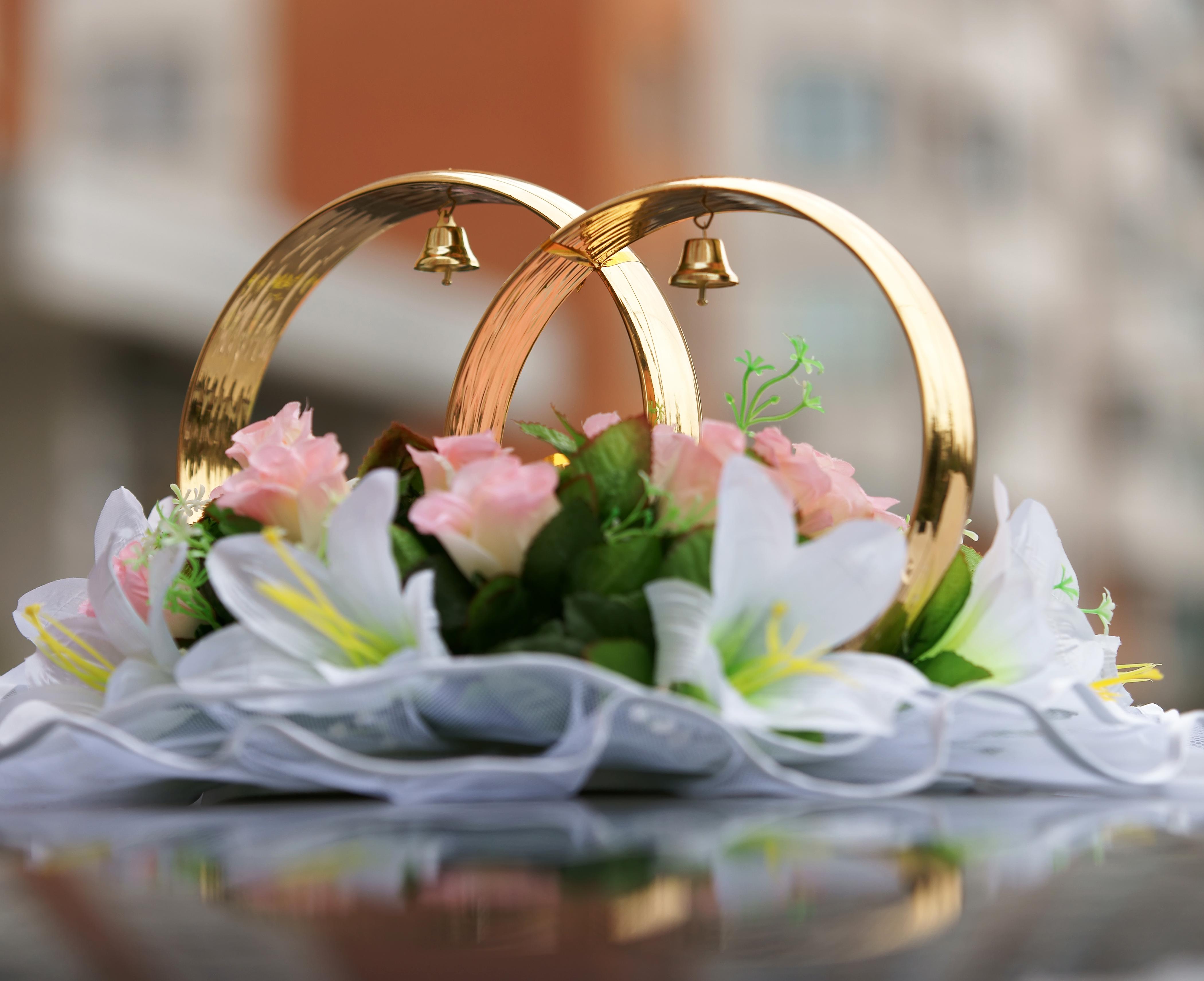 Красивое поздравление молодым на свадьбу